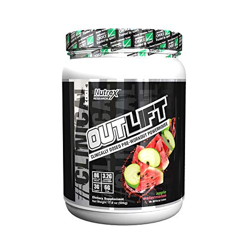 Nutrex OutLift, Apple Watermelon, 506g