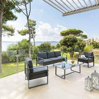 Amazon.fr : HESPERIDE - HESPERIDE / Salons de jardin / Mobilier de ...