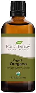 Sponsored Ad - Plant Therapy Organic Oregano Essential Oil 100% Pure, USDA Certified Organic, Undiluted, Natural Aromather...