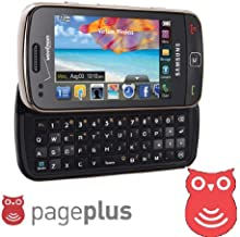 Samsung Rogue SCH-U960phone already activate with Page Plus Cellular by PrePaid Dealers