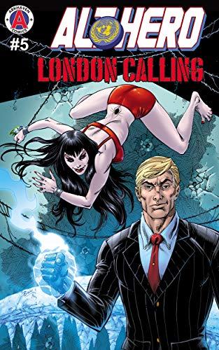 Alt-Hero #5: London Calling (Alt★Hero)