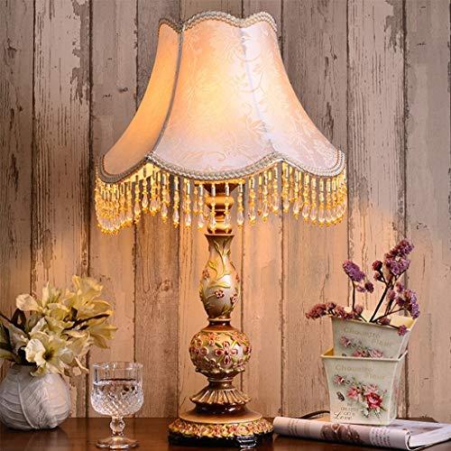 Tafellamp, familie, Utility in Europese stijl, voor slaapkamer, nachtkastje, bruiloft, retro, creatieve pastore, decoratieve lampen, E27, T-D