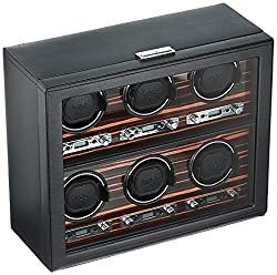 This image shows WOLF 459256 Roadster that is one of the best watch winder in my watch winder review