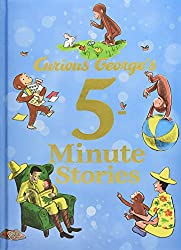 5. Curious George's 5-Minute Stories