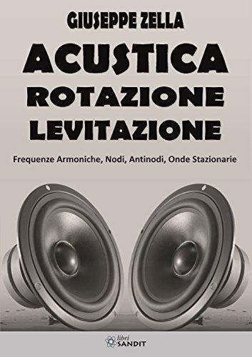 Acustica rotazione levitazione