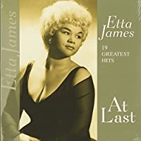 JAMES ETTA - AT LAST- 19 GREATEST HITS (1 LP)