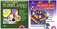 Las Vegas Super Casino & 3-D Pinball Express Twin Pack (輸入版)