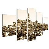 islandburner Bild Bilder auf Leinwand Cattedrale di Santa