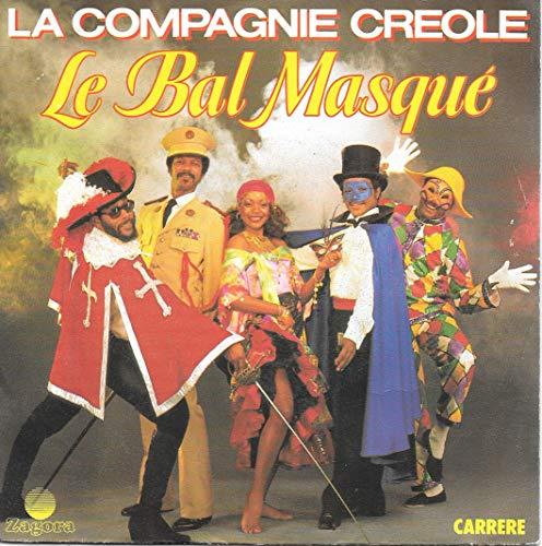 LE BAL MASQUE / LE MARCHE DE MARIE GALANTE - 45 TOURS -