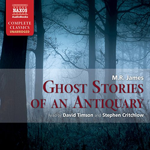 Ghost Stories of an Antiquary audiobook cover art