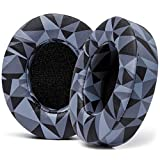WC Upgraded Beats Ear Pads by Wicked Cushions - Compatible with Studio 2.0 Wired/Wireless and Studio 3 Over Ear Headphones by Dr. Dre ONLY (Does NOT FIT Solo) (Geo Grey) headphone wireless May, 2021