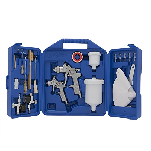 Campbell Hausfeld Paint Spray Gun Kit, Gravity Feed (AT706099)