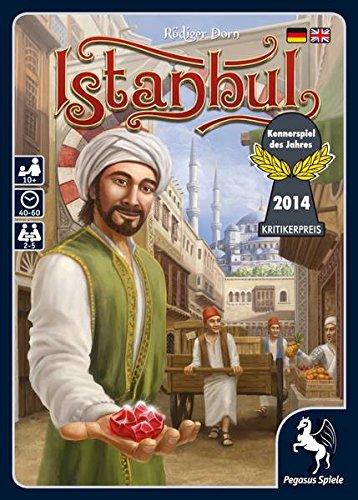 Pegasus Spiele - Istanbul
