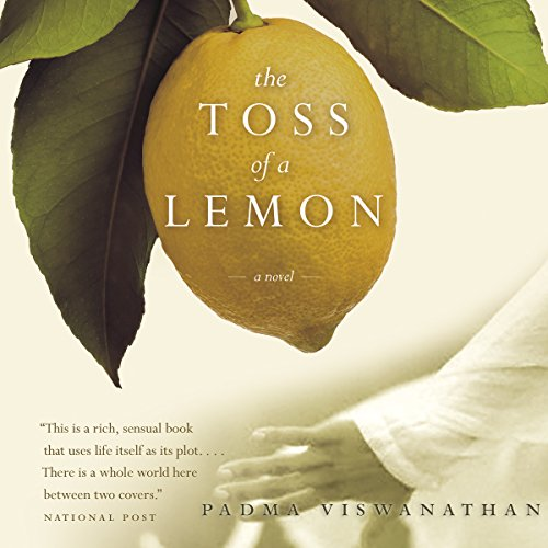 The Toss of a Lemon audiobook cover art
