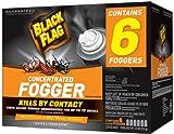 Black Flag Indoor Fogger, 1.25Ounce