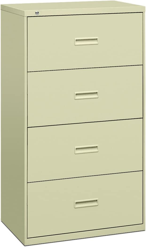 HON Filing Max 77% OFF Cabinet outlet - 400 Lateral Four-Drawer File Series