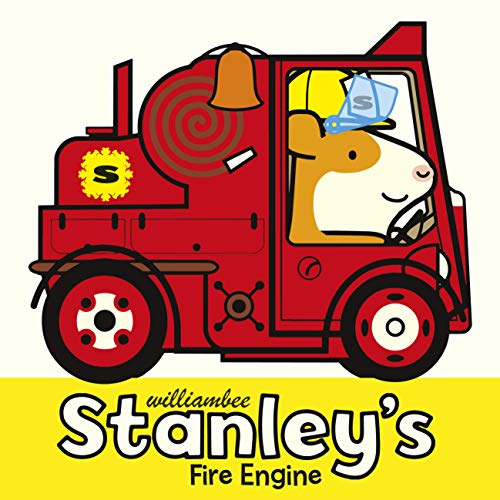 Stanley\'s Fire Engine (English Edition)
