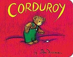 23. Corduroy - Board Book