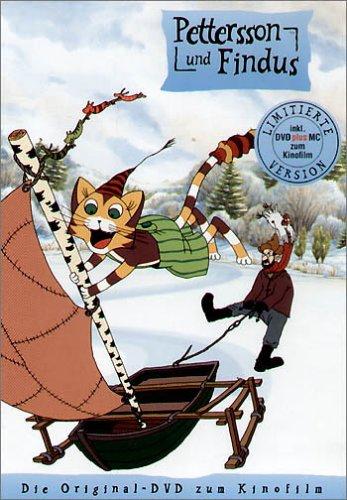 Pettersson und Findus - Der Kinofilm (Limited Edition inklusive Hörspiel) [2 DVDs]