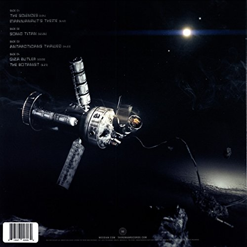 The Sciences (Black Vinyl) [VINYL]