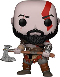 Figura coleccionable de Kratos de God of War, de la marca Funko