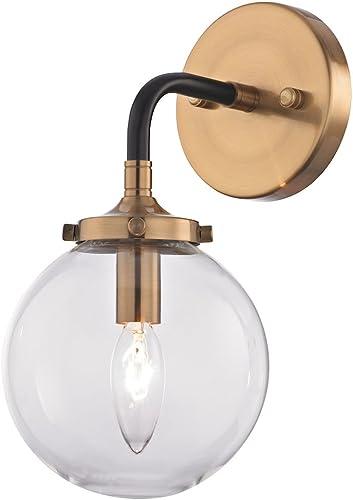 wholesale Elk Lighting 14430/1 Wall-sconces, outlet online sale 12 x wholesale 6 x 8, Black online sale