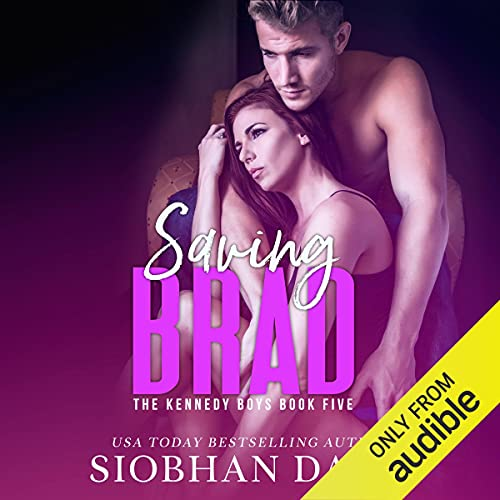 Saving Brad cover art