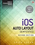 iOS Auto Layout Demystified (Mobile Programming) (English Edition)