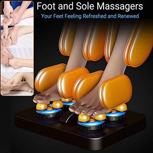 OOTORI Zero Gravity Massage Chair,Full Body Shiatsu Electric Massage Chairs with Vibration Heating...