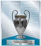 OLYMPIQUE DE MARSEILLE - UEFA Champions League 1993 Livre Ouvert