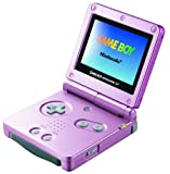 GameBoy Advance - Konsole GBA SP #pink