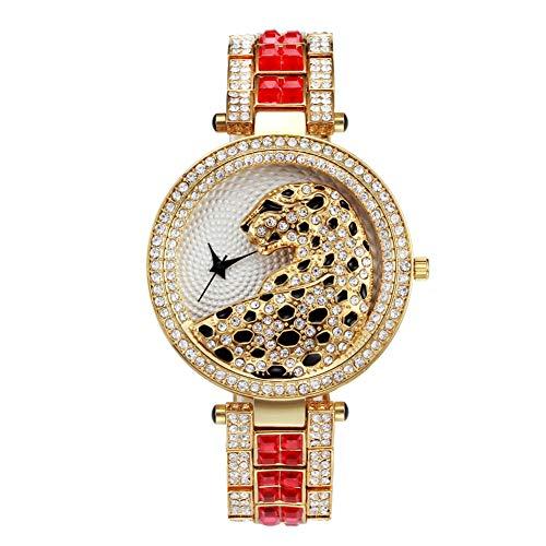 Dameshorloges, roestvrijstalen horloges voor dames, Romeinse cijfers voor dames, dameshorloge met diamanten accenten,L5