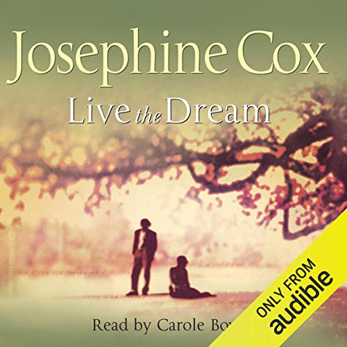 Live the Dream audiobook cover art