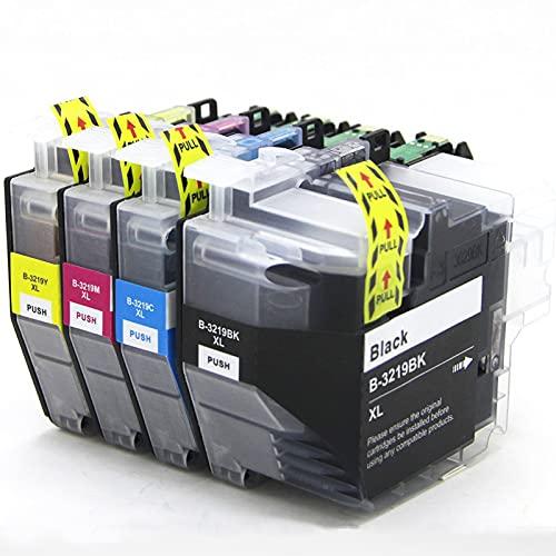 Reemplazo para el cartucho de tinta Brother LC3217 LC3619, para el hermano MFC-J5330DW MFC-J5335DW MFC-J5730DW MFC-J5930DW MFC-J6530DW MFC-J6930DW MFC-J6930DW