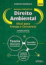 Manual completo de Direito Ambiental - 1ª edição - 2019: Ideal Para Provas e Concursos
