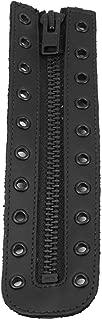 Thorogood Men's 884-6541 10 Eye Fire Zippers, Black - One Size