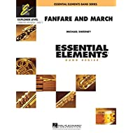 Fanfare and March – Concert Band – SET