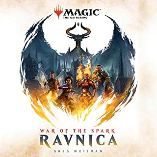 War of the Spark: Ravnica (Magic: The Gathering) audiobook cover art