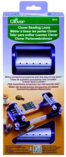 Clover Métier à tisser des perles - Grand format - De 55mm à 215mm
