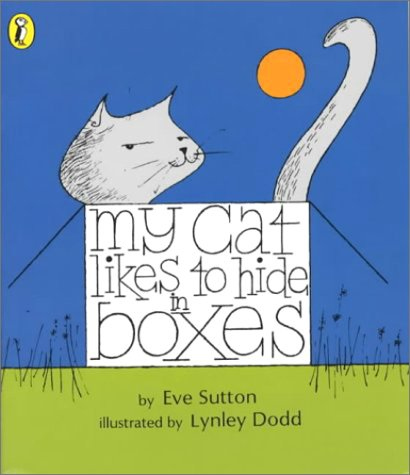 My Cat Likes To Hide in Boxes (Picture Puffins)の詳細を見る