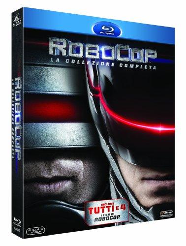 Robocop Quadrilogy (4 Blu-Ray)