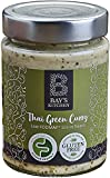 Bay's Kitchen Low FODMAP Ready To Cook Thai Green Curry Stir-in Cooking Sauce, Gluten-Free, IBS-Friendly and suitable for Vegans (260g jar)