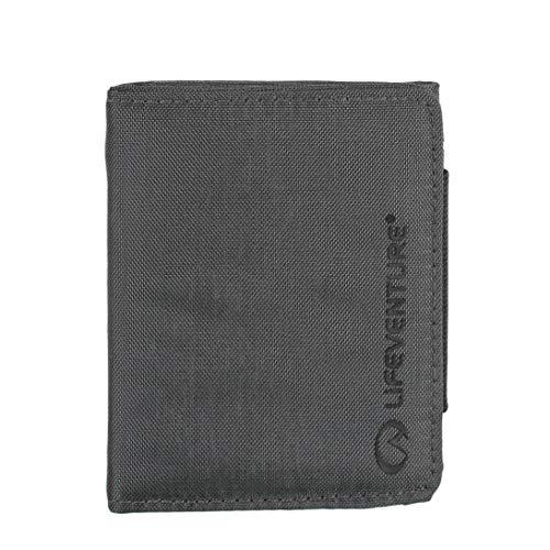 Lifeventure RFID Wallet (Grey), Unisex, One Size