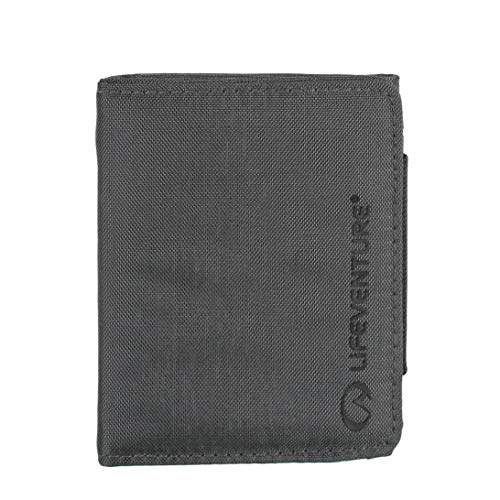 Lifemarque Unisex RFID Wallet, Grey, One Size