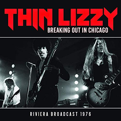 Breaking Out in Chicago Radio Broadcast 1976