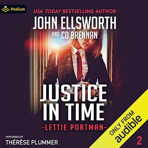 Justice in Time cover art