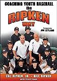 Baseball Coaching Books by Cal Ripken