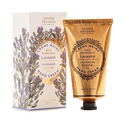 Panier des Sens Lavender Hand cream - Made in France 97% natural - 2.6floz/75ml