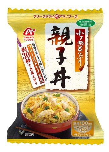 アマノフーズ 親子丼 22g×4個