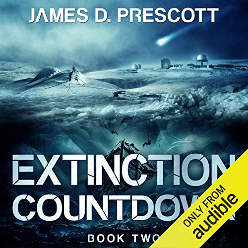 Extinction Countdown  By  cover art